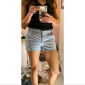 Barely Worn JCrew Linen Shorts